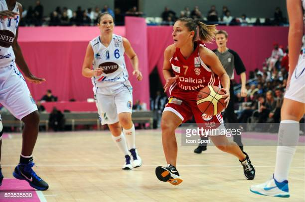 Ingrid TANQUERAY Landes / Villeneuve d'Ascq Open LFB Stade Pierre de Coubertin Paris