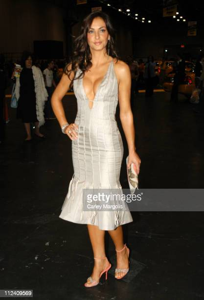 Ingrid Vandebosch during Taxi New York Premiere at Jacob K Javits Center in New York City New York United States