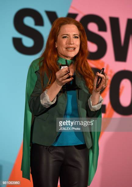 Ingrid Vanderveldt speaks onstage at Empowering a Billion Women With $1B in Capital by 2020 during SXSW on March 12 2018 in Austin Texas