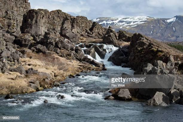 Þingvellir or Thingvellir National Park