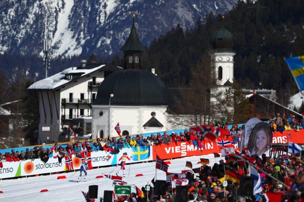 AUT: FIS Nordic World Ski Championships - Women's Cross Country Relay