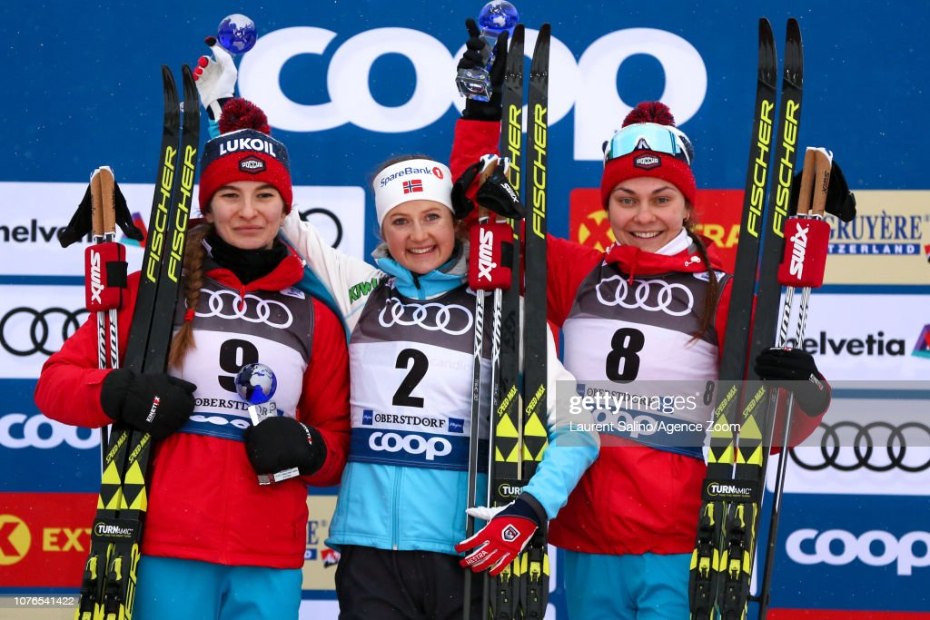 FIS Nordic World Cup - Men's and Women's Cross Country Classic Mass Start : News Photo