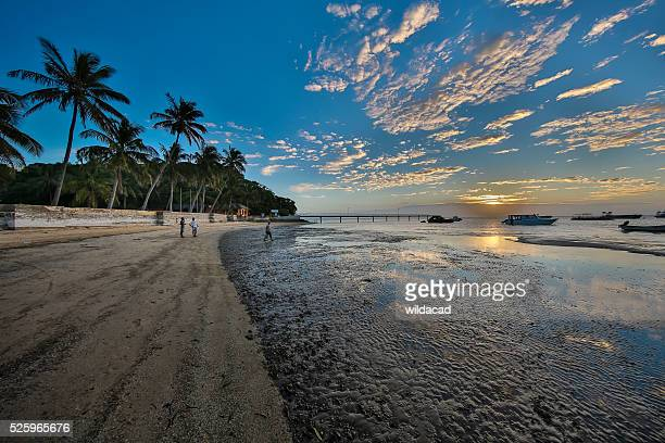 inhaca island main port - mozambique stock pictures, royalty-free photos & images