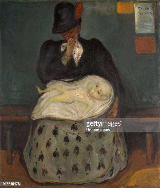 Inheritance Found in the Collection of Munch Museum Oslo