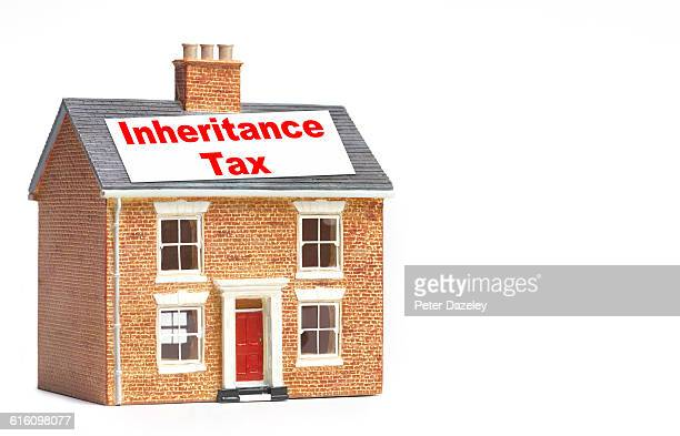 Inheritance tax house