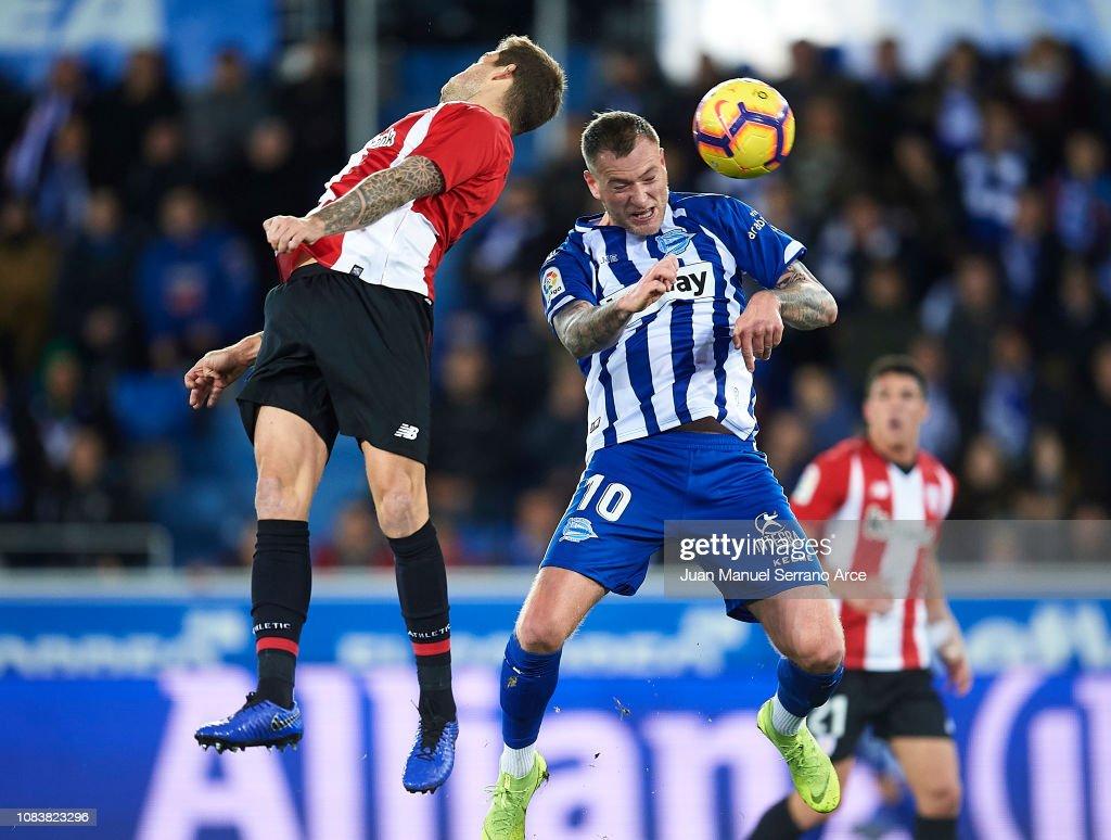 Deportivo Alaves v Athletic Club - La Liga : News Photo