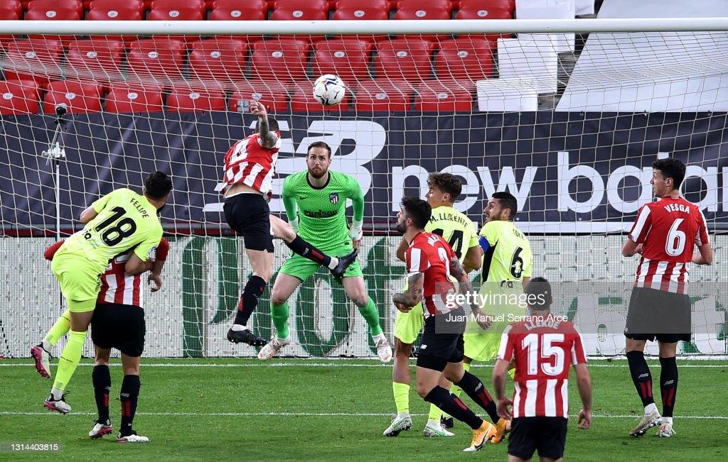 Athletic Club v Atletico de Madrid - La Liga Santander : News Photo