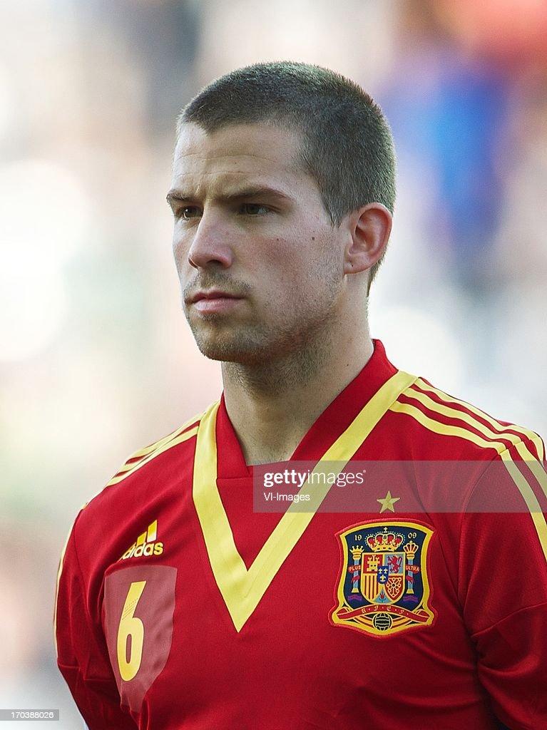 UEFA EURO U21 - Spain U21 v Netherlands U21 : News Photo