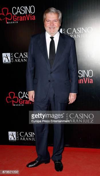 Inigo Mendez de Vigo attends Antena de Oro Awards 2017 at Casino de Aranjuez on November 11 2017 in Madrid Spain
