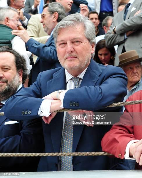 Inigo Mendez de Vigo attends San Isidro Fair at Las Ventas bullring at Las Ventas Bullring on May 24 2018 in Madrid Spain