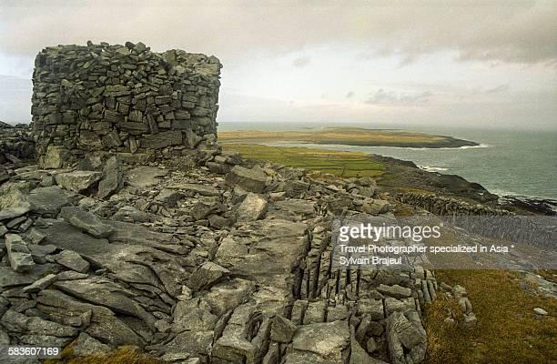inishmore, aran islands -  brajeul sylvain photos et images de collection
