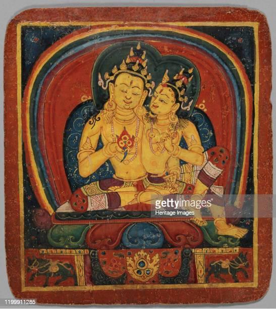 Ratnasambhava early 15th century Artist Unknown