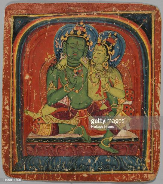 Vajrapani early 15th century Artist Unknown