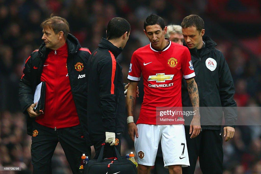 Manchester United v Hull City - Premier League : News Photo