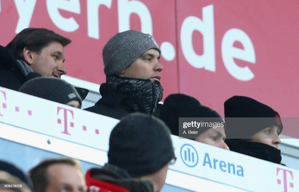 FC Bayern Muenchen v Werder Bremen : News Photo