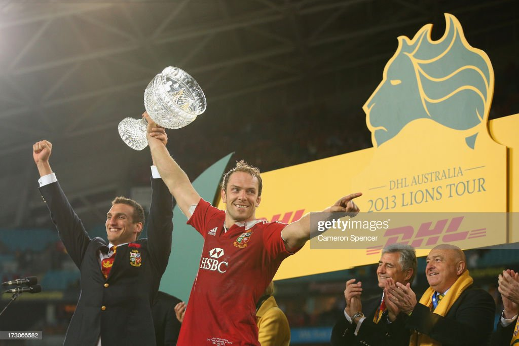 Australia v British & Irish Lions: Game 3 : News Photo