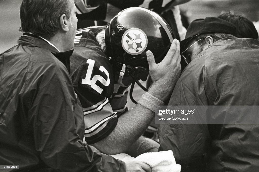 Steelers Terry Bradshaw : News Photo