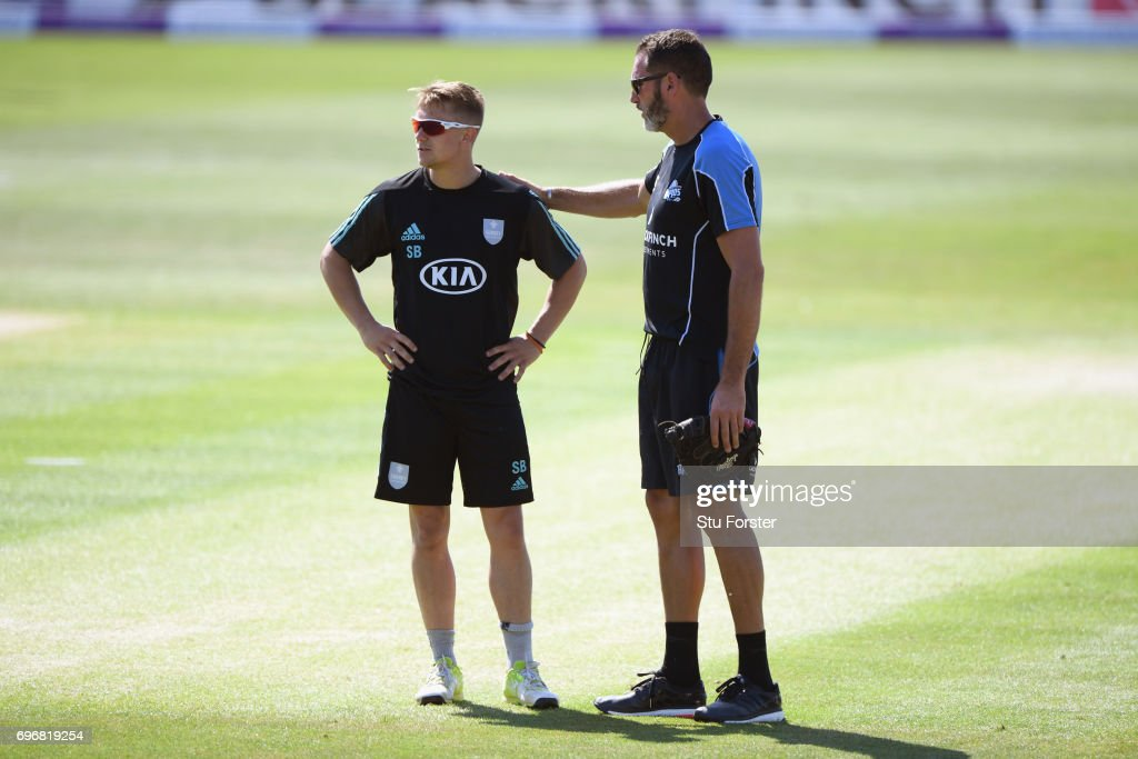 Worcestershire v Surrey - Royal London One-Day Cup Semi Final