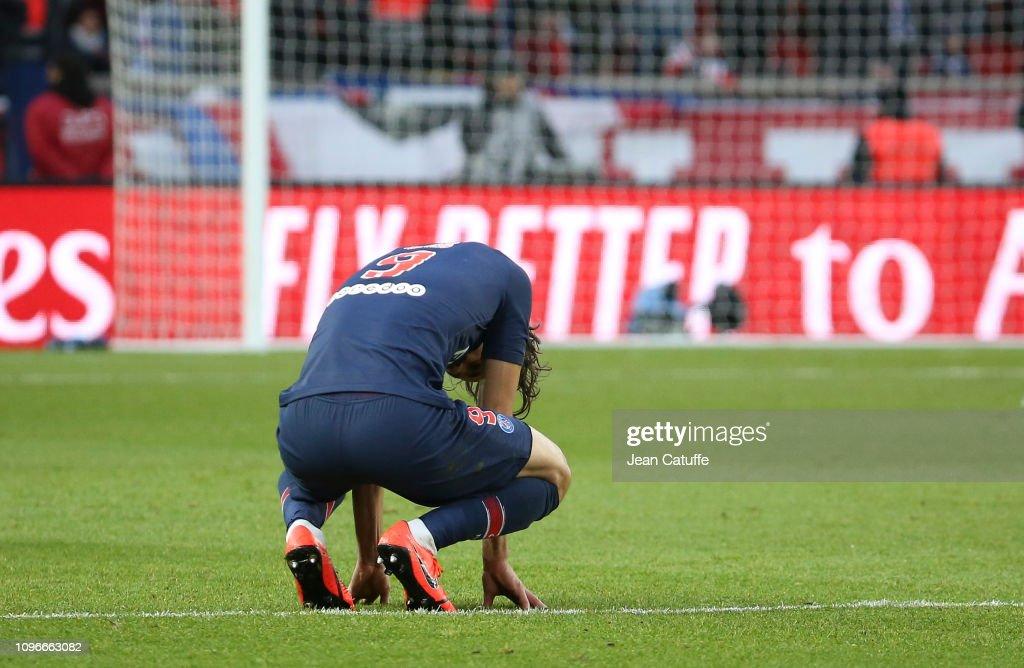 Paris Saint-Germain v Girondins Bordeaux - Ligue 1 : News Photo