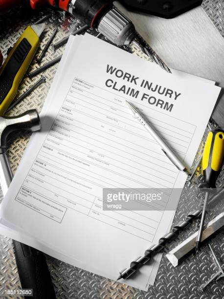 Injury Application with Work Tools