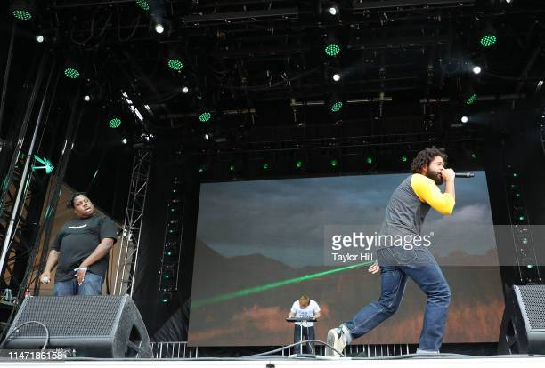 Injury Reserve performs onstage for Day 1 of 2019 Governors Ball Music Festival at Randall's Island on May 31 2019 in New York City