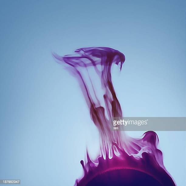 ink in water - spreading stock pictures, royalty-free photos & images