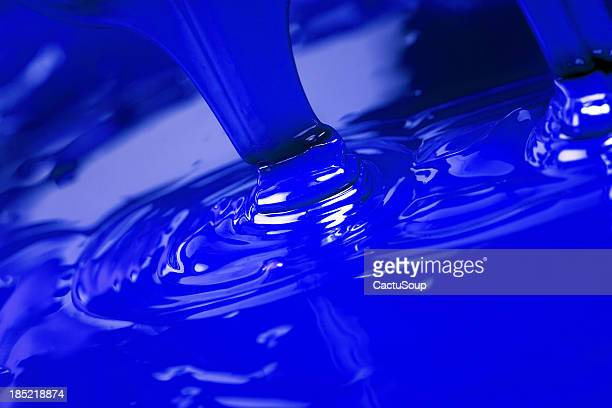 ink - mixing stock photos and pictures