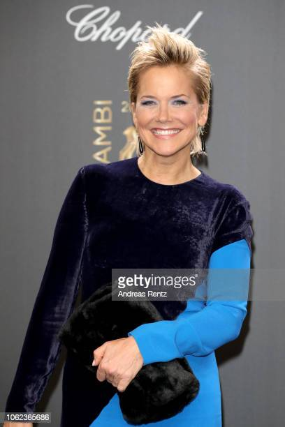 Inka Bause attends the 70th Bambi Awards at Stage Theater on November 16, 2018 in Berlin, Germany.