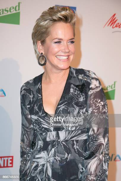 Inka Bause attends the 7th Diabetes Charity Gala at TIPI am Kanzleramt on October 26, 2017 in Berlin, Germany.