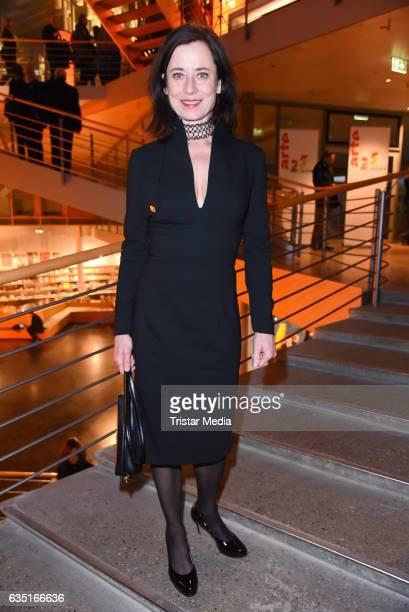 Inka Friedrich attends the ARTE reception at the 67th Berlinale International Film Festival on February 13 2017 in Berlin Germany