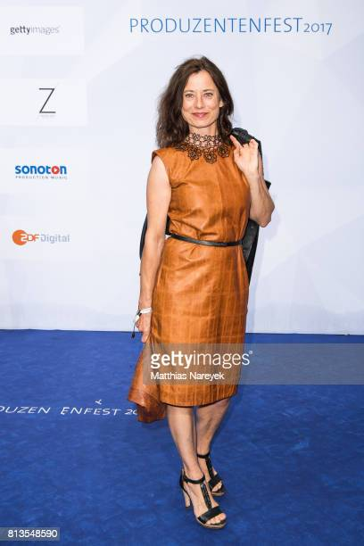 Inka Friedrich attends the Summer Party of the German Producers Alliance on July 12, 2017 in Berlin, Germany.