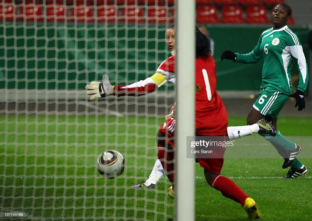 Germany v Nigeria - Women's International Friendly