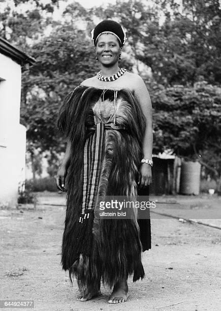 Inkhosikati LaMasuku Frau von King Sobhuza IIAufnahmedatum unbekannt 1950er Jahre