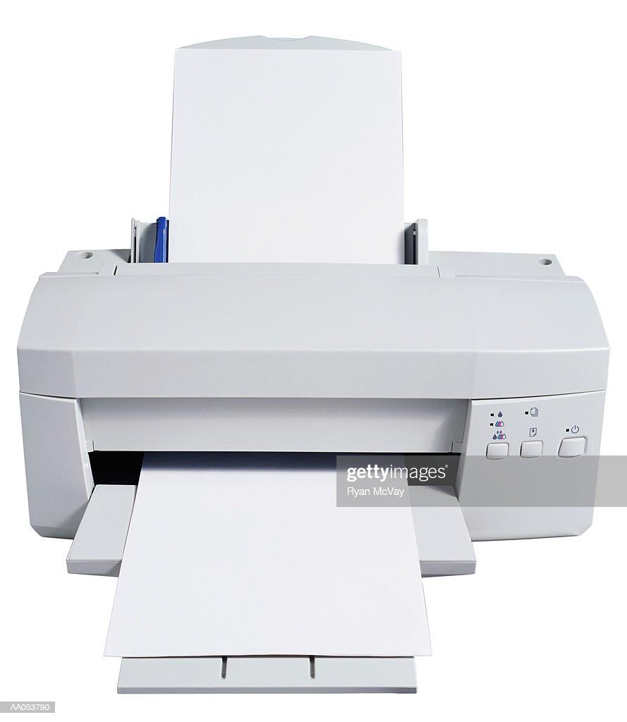 Ink-jet printer : Stock Photo