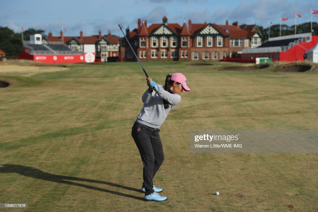 Ricoh Women's British Open - Previews : News Photo