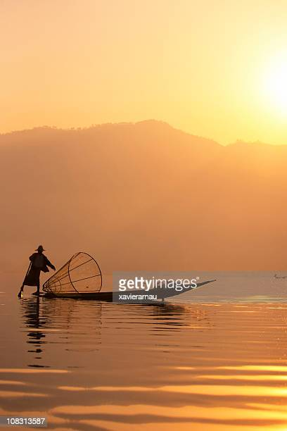 inle lake - inle lake stock pictures, royalty-free photos & images