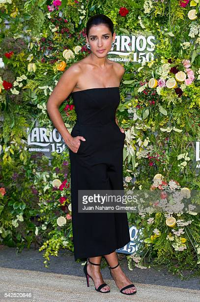 Inma Cuesta attends Larios 150th Anniversary Party at Casa Velazquez on June 23 2016 in Madrid Spain