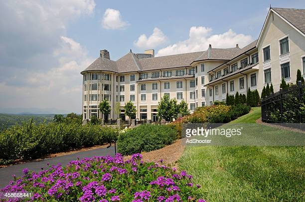 inn on biltmore estate - asheville stock pictures, royalty-free photos & images