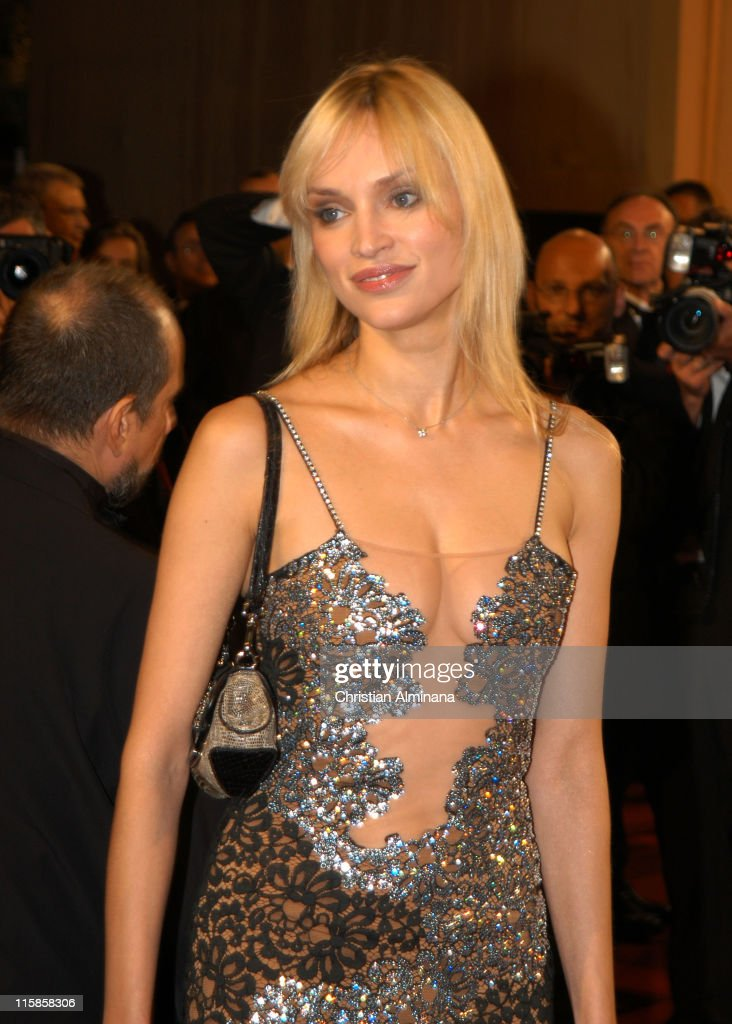Inna Zobova during 2005 Cannes Film Festival - 'A History of Violence' Premiere at Palais de Festival in Cannes, France.