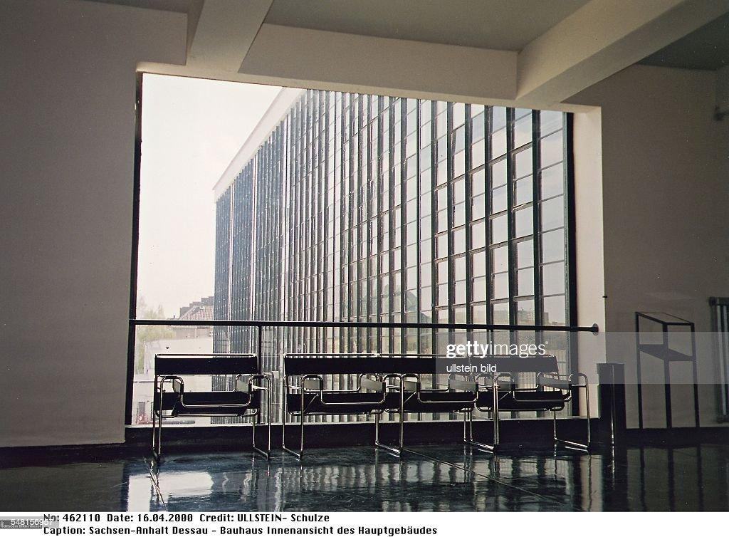 Bauhaus Dessau Pictures Getty Images