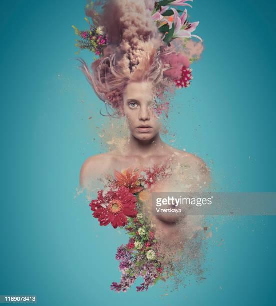 belleza interior - desnudos artisticos fotografías e imágenes de stock