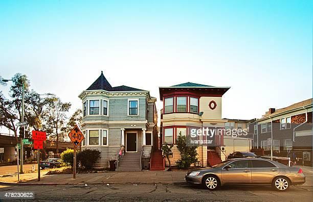 Innere Stadt wohnen in Oakland, Kalifornien
