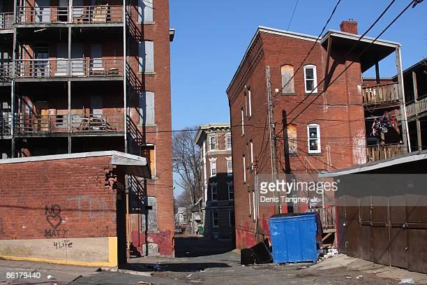 inner city housing - sloppy joe, jr imagens e fotografias de stock