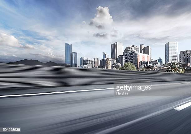 Inner City Road in Motion