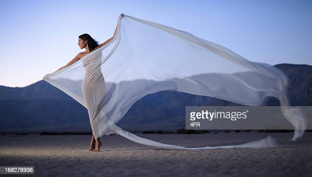 interior da liberdade-dança do deserto - lake bed imagens e fotografias de stock