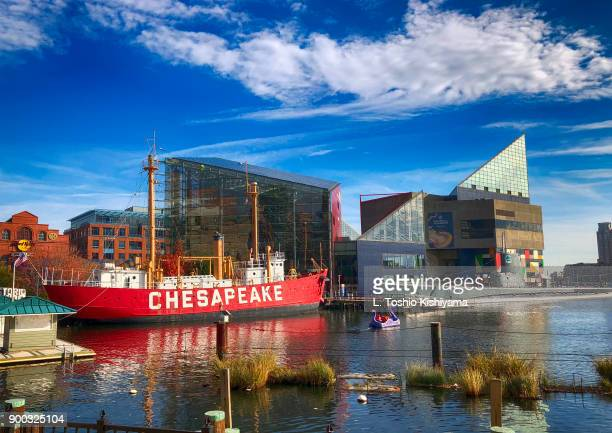 Inner Harbor at Baltimore, Maryland