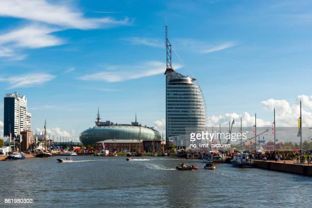 inner harbor of Bremerhaven