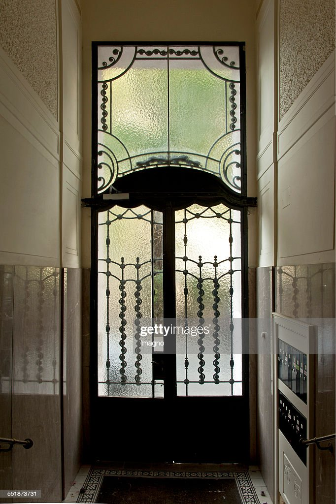 Perfect House Portal Art Nouveau