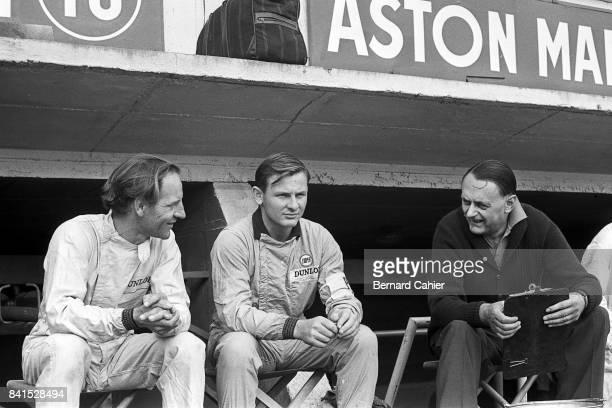 Innes Ireland Bruce McLaren John Wyer 24 Hours of Le Mans Le Mans 16 June 1963