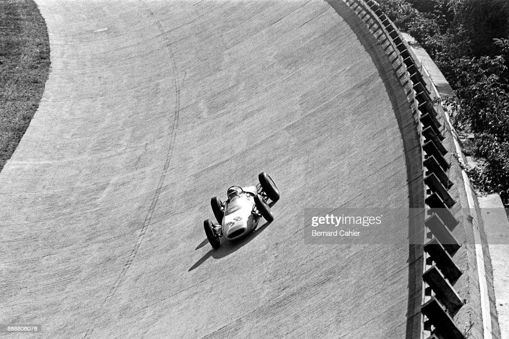 Innes Ireland, Grand Prix Of Italy : ニュース写真